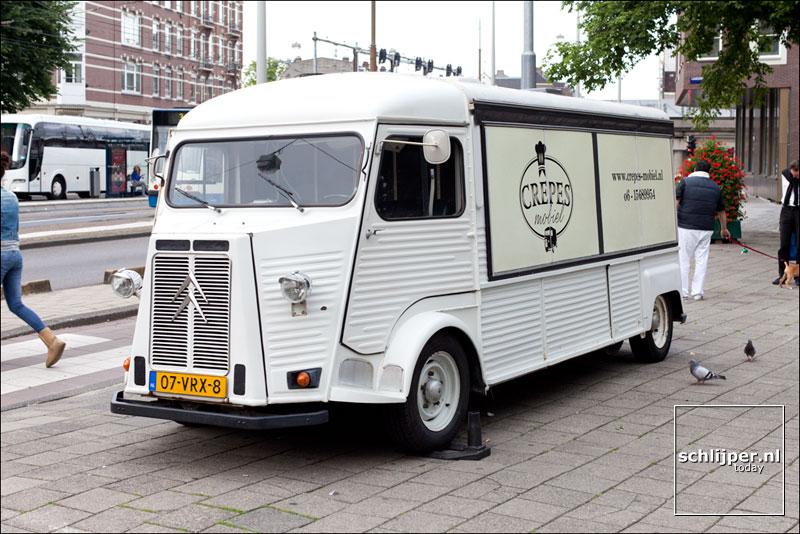 Nederland, Amsterdam, 8 augustus 2012