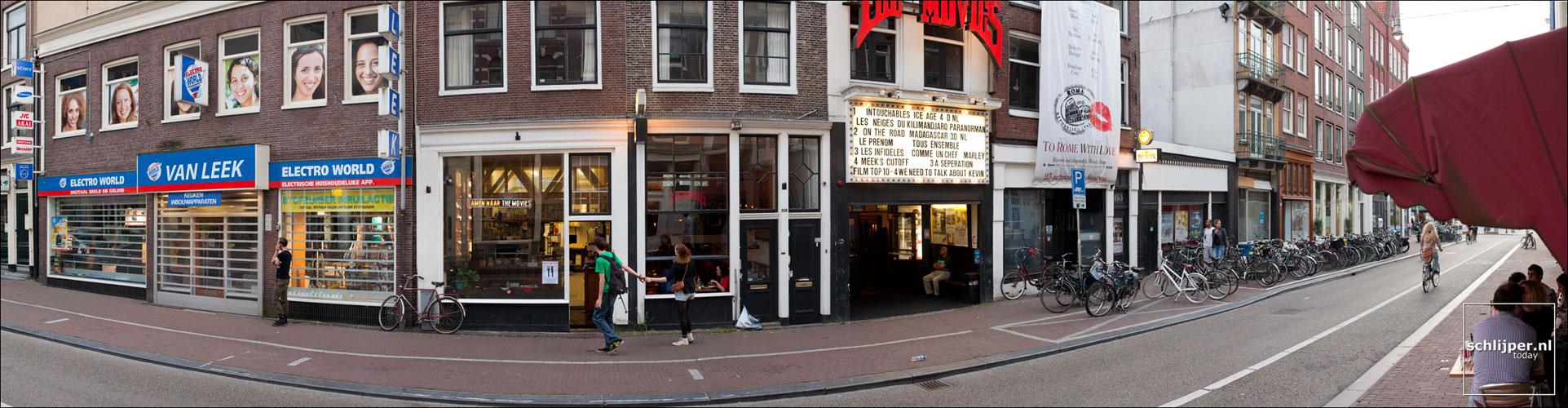 Nederland, Amsterdam, 13 augustus 2012