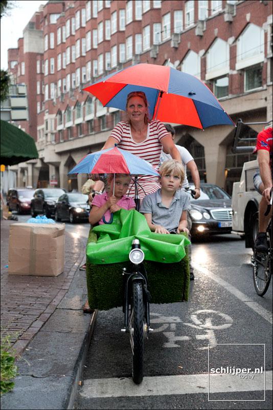 Nederland, Amsterdam, 14 augustus 2012