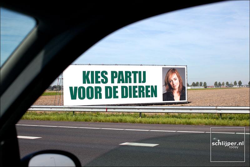 Nederland, Nieuw-Vennep, 18 augustus 2012
