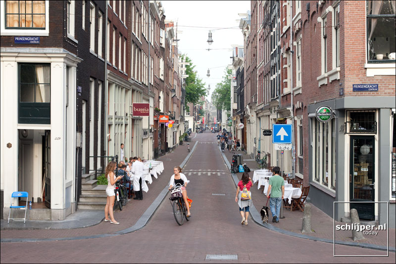 Nederland, Amsterdam, 19 augustus 2012