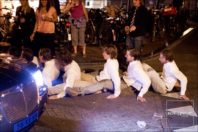 Nederland, Amsterdam, 20 augustus 2012