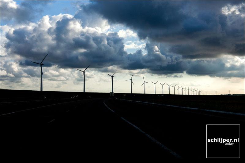 Nederland, Kamperhoek, 22 augustus 2012
