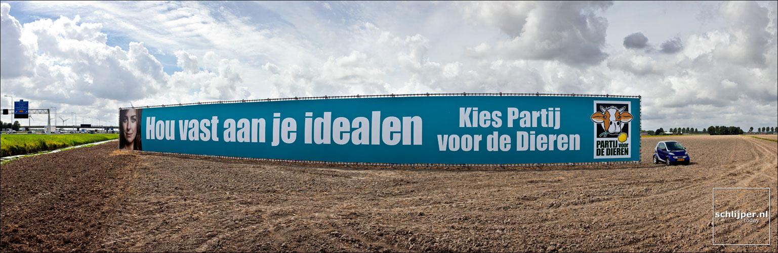 Nederland, Nieuw-Vennep, 22 augustus 2012