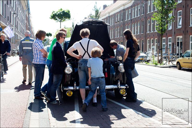 Nederland, Amsterdam, 23 augustus 2012