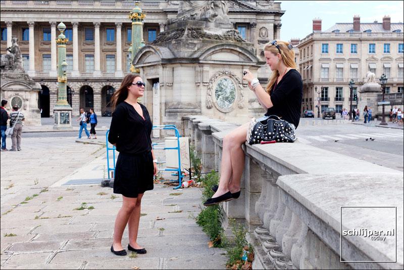 Frankrijk, Parijs, 27 augustus 2012