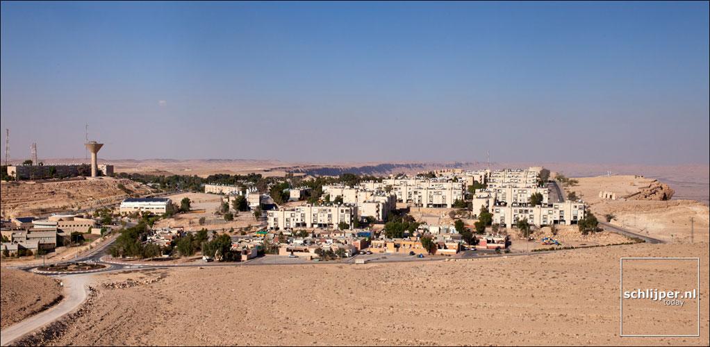 Israel, Mitspe Ramon, 3 september 2012