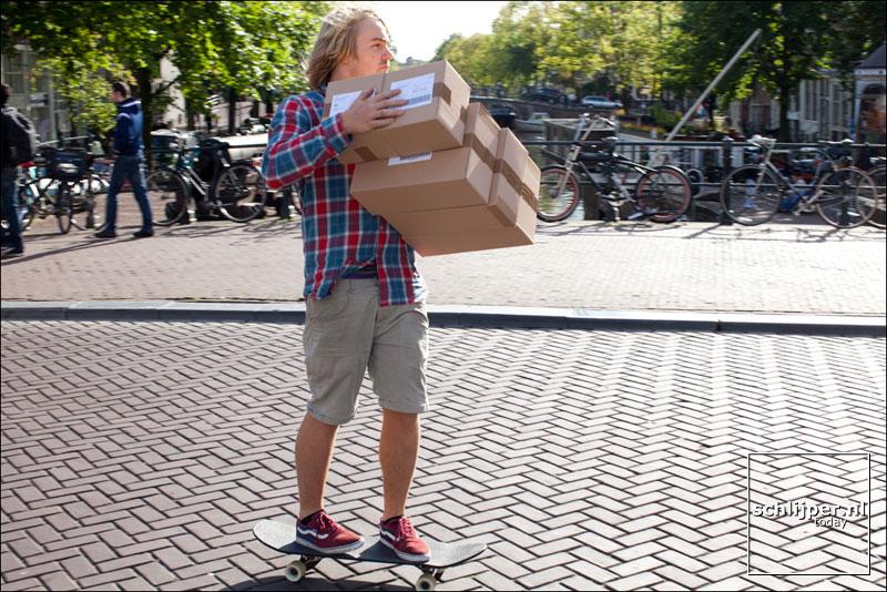 Nederland, Amsterdam, 13 september 2012