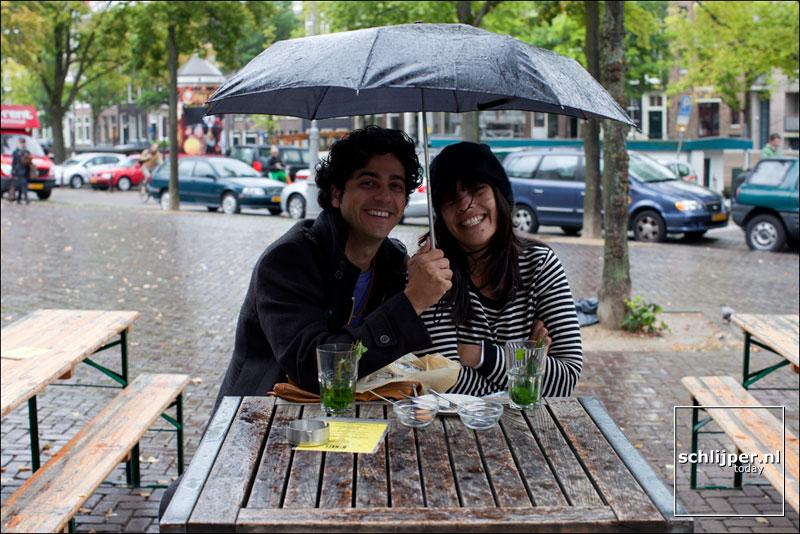 Nederland, Amsterdam, 14 september 2012