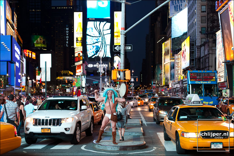 Verenigde Staten van Amerika, New York, 15 september 2012