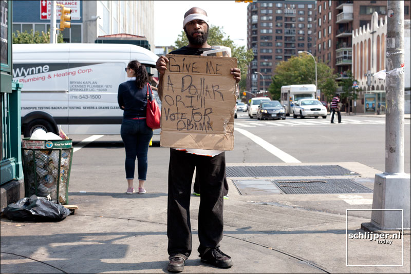 Verenigde Staten van Amerika, New York, 17 september 2012