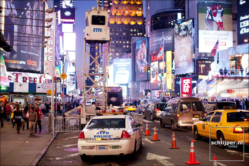 Verenigde Staten van Amerika, New York, 24 september 2012