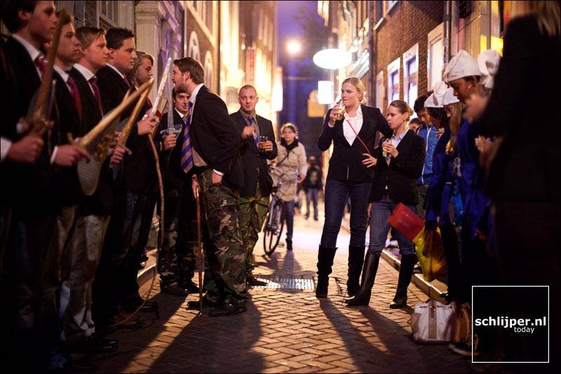 Nederland, Amsterdam, 26 september 2012