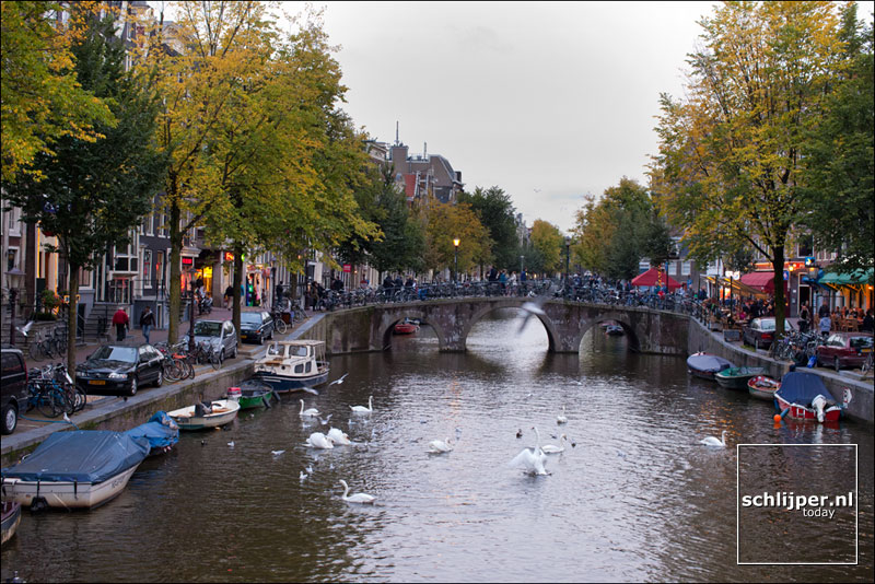 Nederland, Amsterdam, 5 oktober 2012