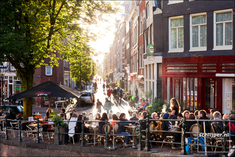 Nederland, Amsterdam, 6 oktober 2012