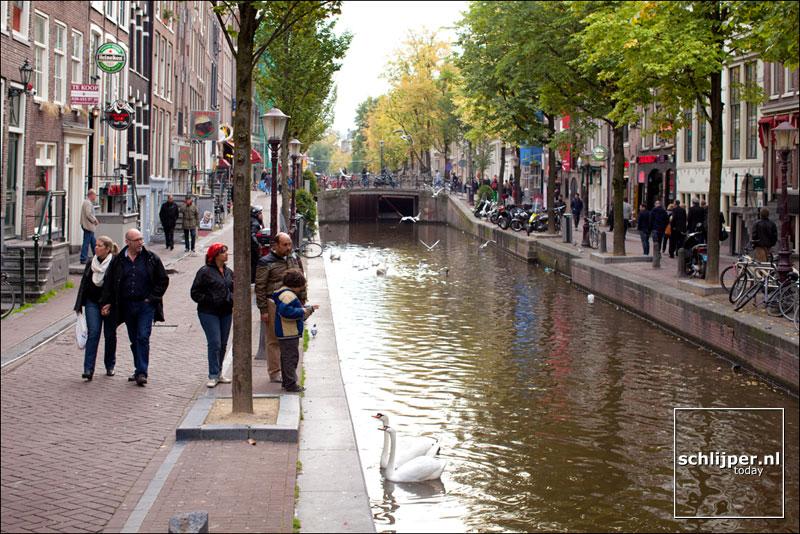 Nederland, Amsterdam, 8 oktober 2012