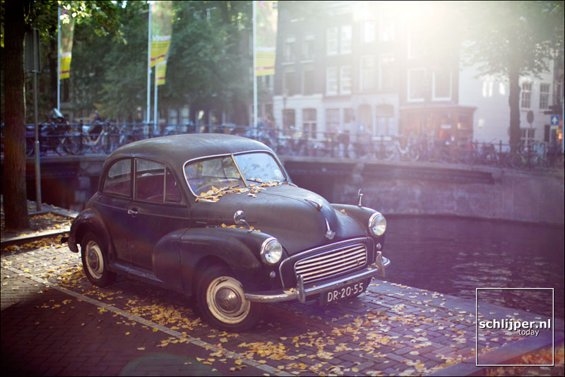 Nederland, Amsterdam, 11 oktober 2012