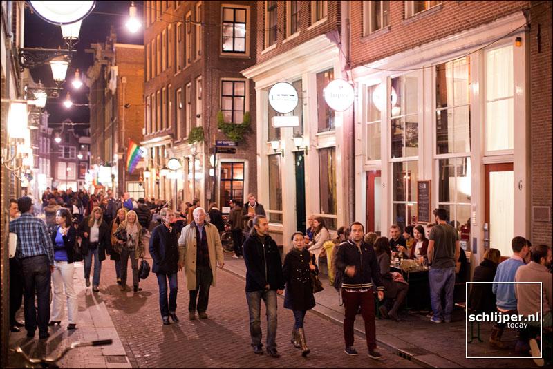 Nederland, Amsterdam, 19 oktober 2012