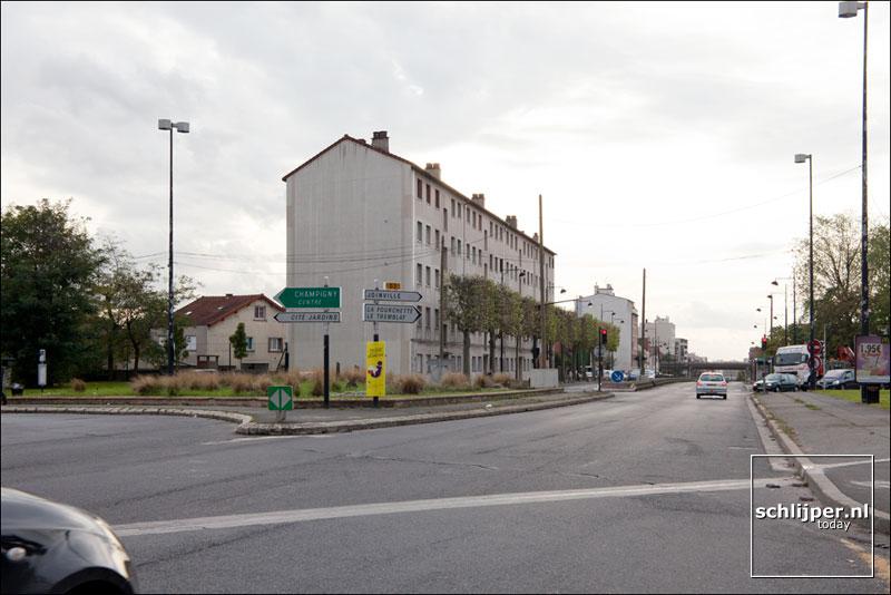 Frankrijk, Bry sur Marne, 29 oktober 2012