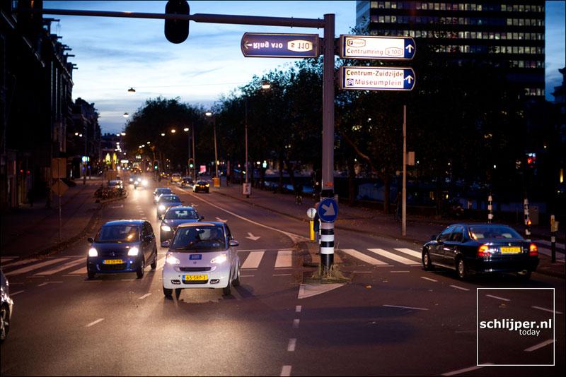 Nederland, Amsterdam, 31 oktober 2012
