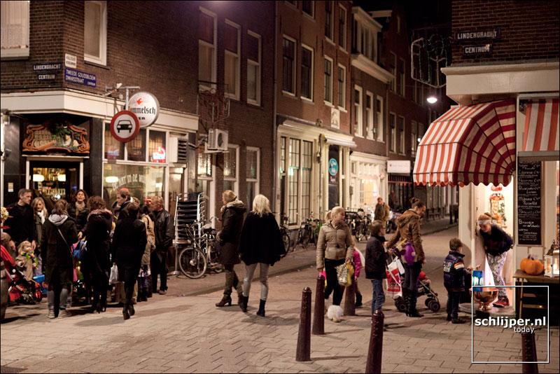 Nederland, Amsterdam, 11 november 2012