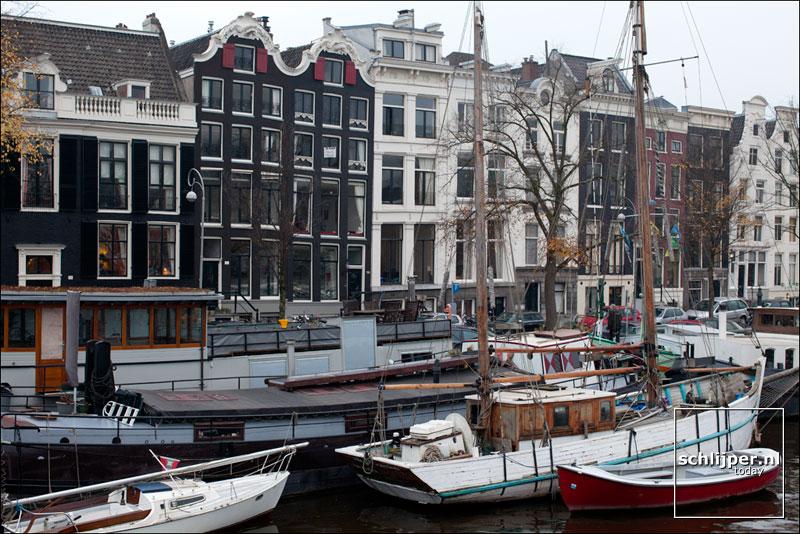 Nederland, Amsterdam, 15 november 2012