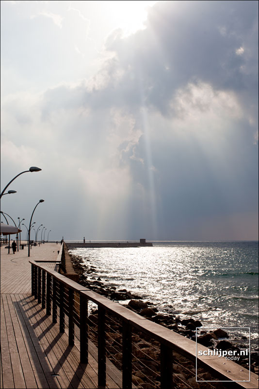 Israel, Tel Aviv, 22 november 2012