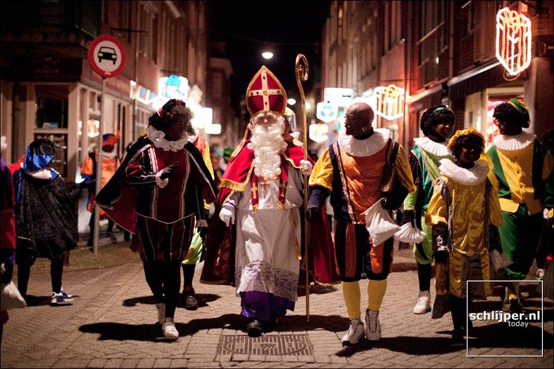 Nederland, Amsterdam, 30 november 2012