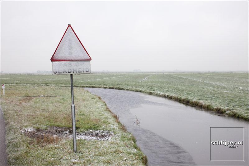 Nederland, Ransdorp, 3 december 2012