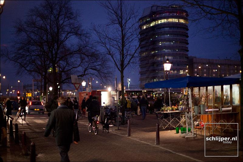 Nederland, Amsterdam, 8 december 2012