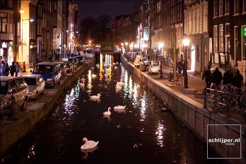 Nederland, Amsterdam, 11 december 2012