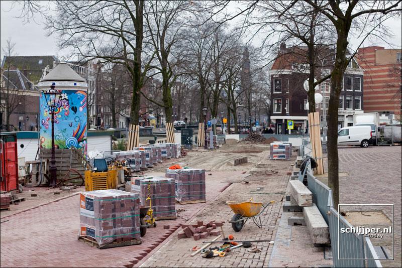 Nederland, Amsterdam, 14 december 2012