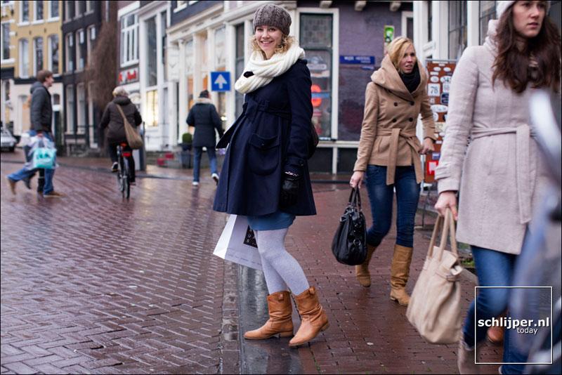Nederland, Amsterdam, 21 december 2012