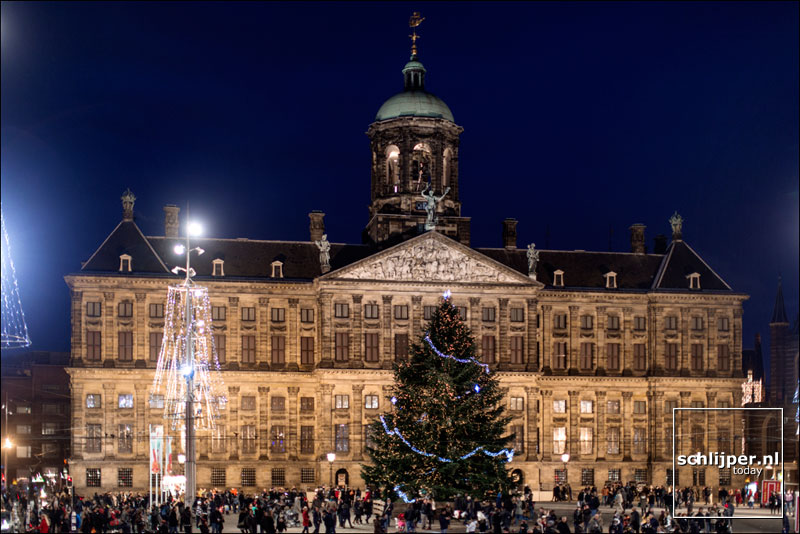 Nederland, Amsterdam, 23 december 2012