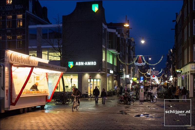 Nederland, Amsterdam, 27 december 2012