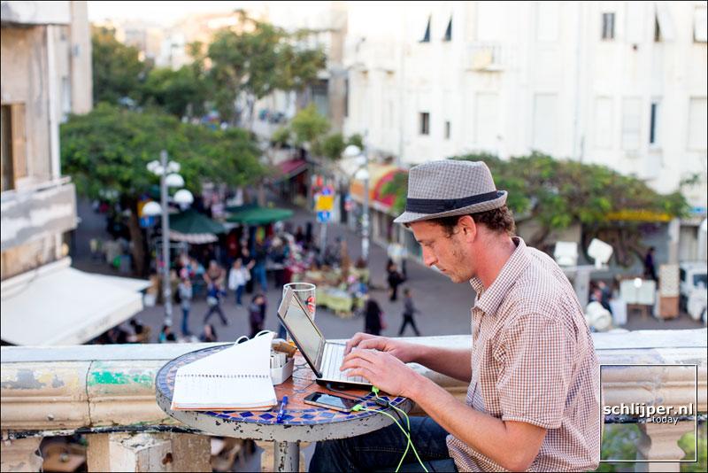 Israel, Tel Aviv, 1 januari 2013