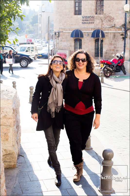 Israel, Jeruzalem, 3 januari 2013