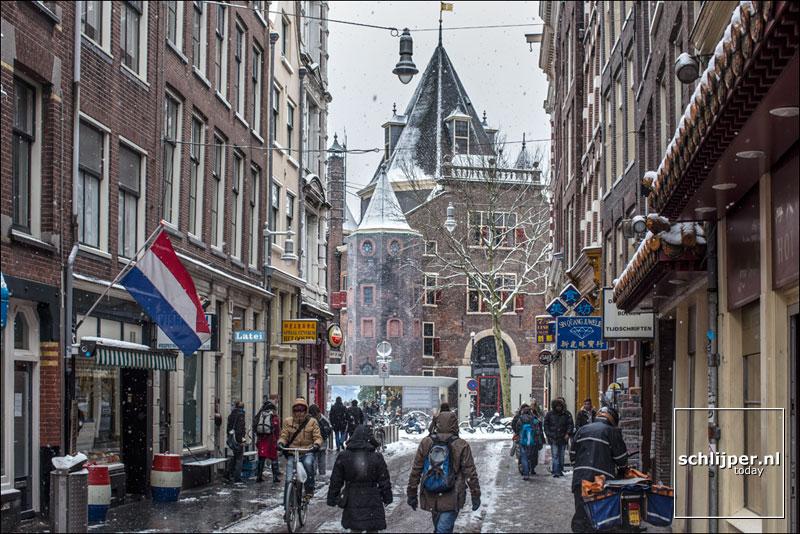 Nederland, Amsterdam, 15 januari 2013