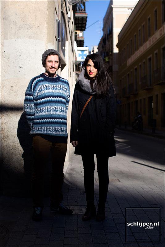 Spanje, Barcelona, 20 januari 2013