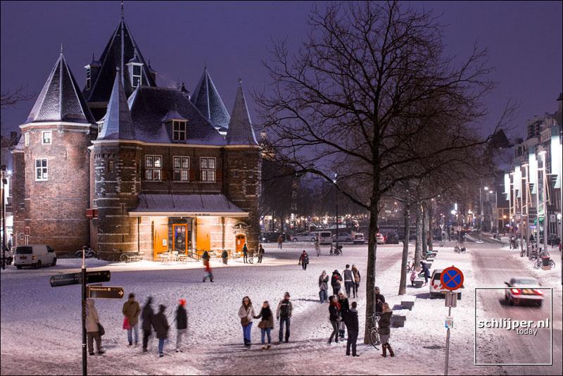 Nederland, Amsterdam, 21 januari 2013