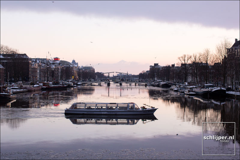Nederland, Amsterdam, 24 januari 2013