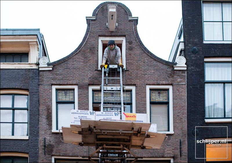 Nederland, Amsterdam, 1 februari 2013