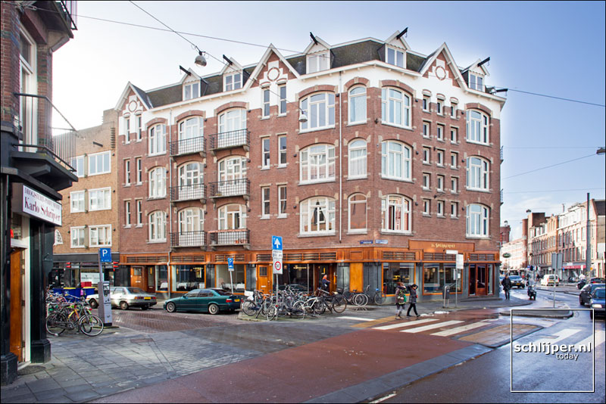 Nederland, Amsterdam, 6 februari 2013