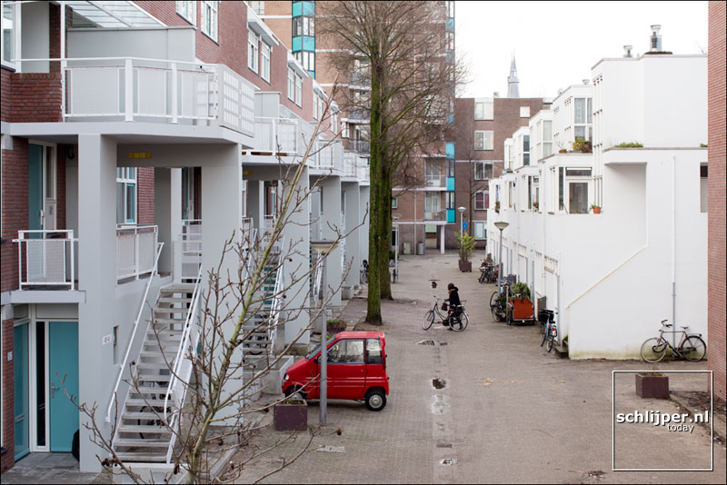 Nederland, Amsterdam, 7 februari 2013
