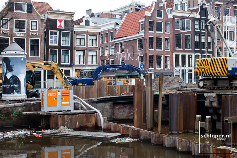 Nederland, Amsterdam, 15 februari 2013