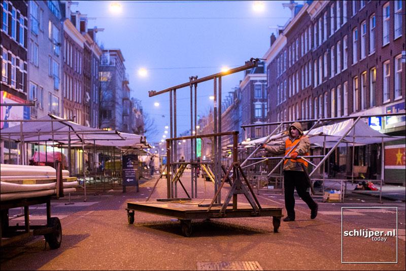 Nederland, Amsterdam, 17 februari 2013