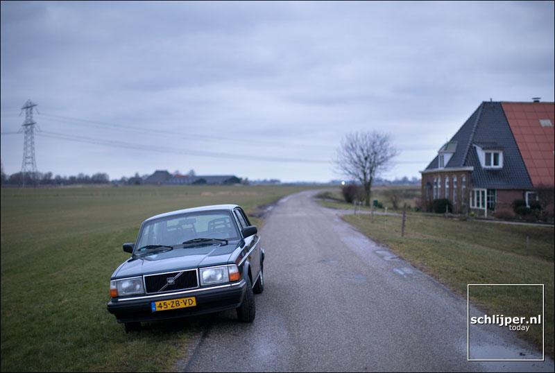 Nederland, Spanga, 19 februari 2013