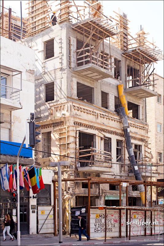 Israel, Tel Aviv, 27 februari 2013