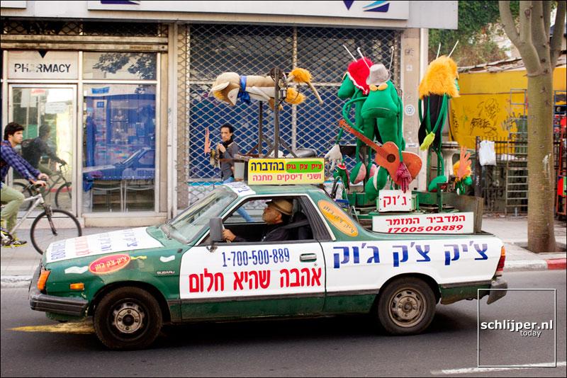 Israel, Tel Aviv, 5 maart 2013