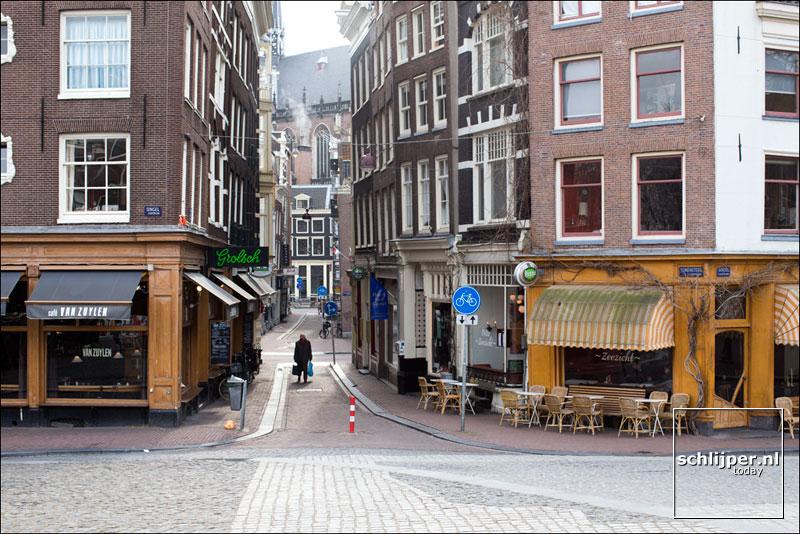 Nederland, Amsterdam, 23 maart 2013